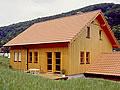 Wärmedämmungen bei Holzhäusern