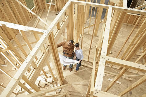 Baufinanzierung: Bringt die Leitzinssenkung Vorteile? - Foto: Comstock Images / Stockbyte / Thinkstock