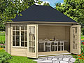 Holzgartenhäuser – selbst bauen oder fertig kaufen?