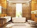 Das Badezimmer als Luxustempel