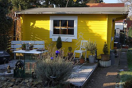 Nachhaltigkeit bei Gartenhäusern – worauf ist zu achten? Foto: Günter Hentschel – Flickr.com