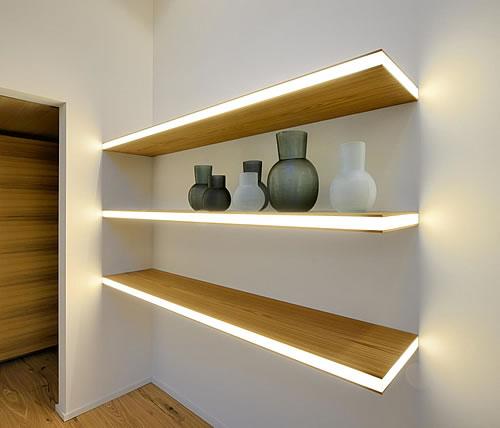 Einleuchtend gesund: Das Lichtkonzept von Baufritz. Foto: BauFritz