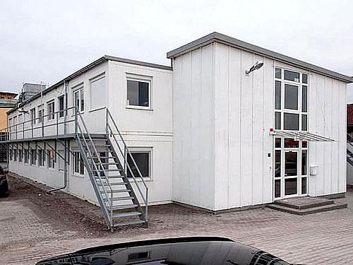 Tipps für den provisorischen Wohnraum während der Bauzeit. Foto: containerbasis.de