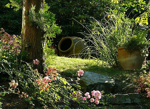 Nach dem Hausbau kommt der Garten – darauf sollten Sie bei der Gartengestaltung achten! Foto: pixabay.com