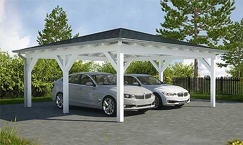 Tipps beim Kauf eines Carports. Foto: easycarport.de