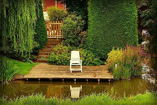 Kreieren Sie unvergessliche Momente - Terrassenbau. Foto: pixabay.com