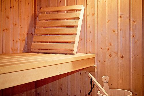 Ein privater Saunabereich im heimischen Gartenhaus sorgt jederzeit für maximale Entspannung. Foto: pixabay / TheUjulala
