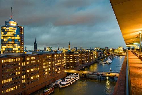 Die Immobilienpreise in Hamburg entwickeln sich rasant. Bild: Kookay/pixabay.com