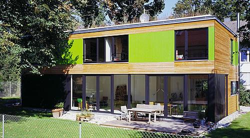 Holzhäuser - eine gute Wahl – Foto: Kobus Haus GmbH