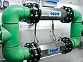 Die richtige Wassertechnik