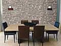 Wände in natürlicher Steinoptik für innen und außen