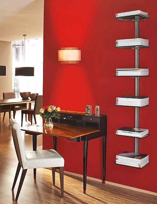 Cremige Farbtöne mit hoher Deckkraft zaubern im Handumdrehen ein neues Ambiente an die Wand. - Foto: djd / Schöner Wohnen Farbe