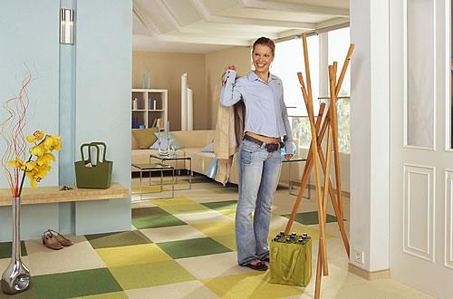 Frei in den Raum ragende Ecken und Kanten sehen schnell mal mitgenommen aus - dafür gibt es jetzt eine Lösung. - Foto: djd / Knauf Bauprodukte