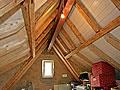 Beim Dach ist der Wärmeschutz enorm wichtig