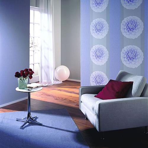 Vliestapeten bieten für jeden Raum und jeden Geschmack das Richtige und sind kinderleicht zu verarbeiten. - Foto: djd / Verband der Deutschen Tapeten-Industrie