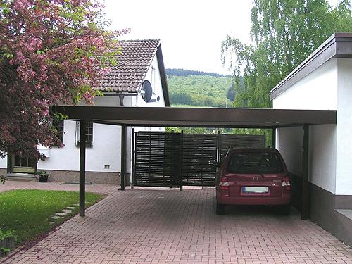 Ein solider und bewährter Alleskönner ist der Klassik-Carport.  - Foto: epr / Gewa
